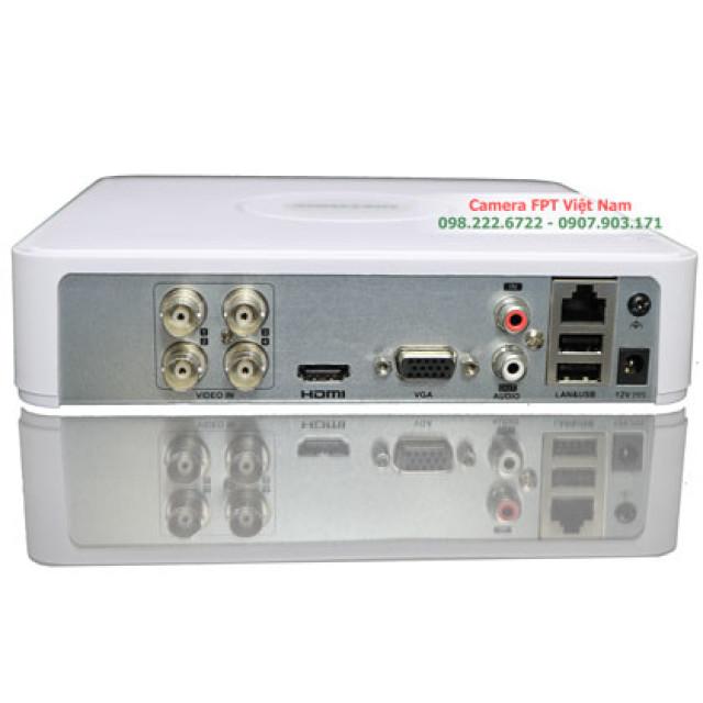 Đầu ghi Hikvision 4 kênh 2MP DS-7104HGHI-F1