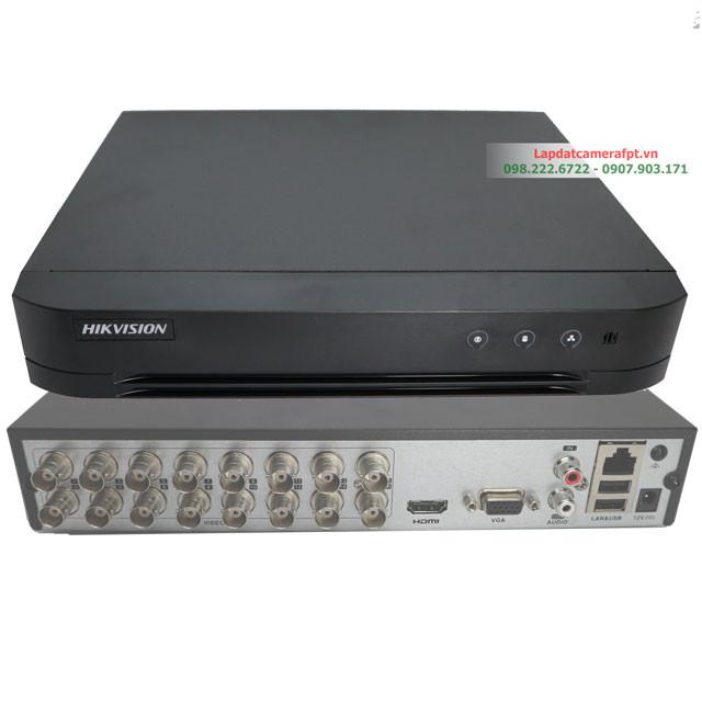 Đầu ghi hình 16 kênh 2MP Hikvision DS-7216HGHI-K1